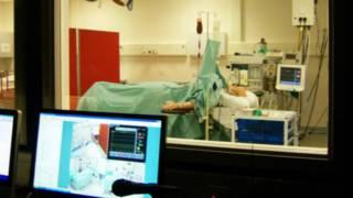 Robot untuk pelatihan dokter dan perawat.