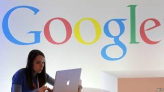 Trabajadora de Google