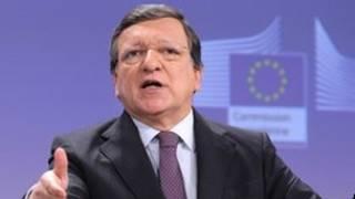 José Manuel Barroso, presidente de la Comisón Europea