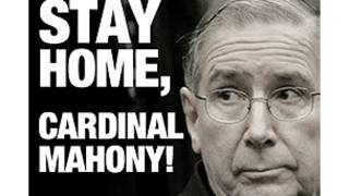 Petición al cardenal Roger Mahony
