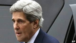John Kerry, secretario de Estados de EE.UU.