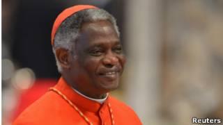 Cardenal de Ghana, Peter Turkson