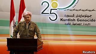 Masoud Barzani