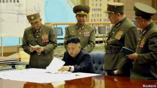 Lãnh đạo Bắc Hàn Kim Jong-un