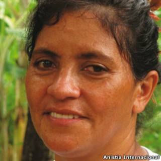 Laísa Santos (Crédito: Anistia Internacional)