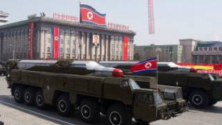 Triều Tiên phô trương sức mạnh quân sự