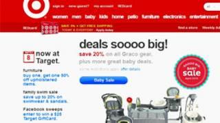 Sitio de Target