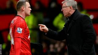 Sir Alex dan Rooney