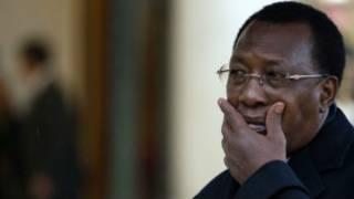 Shugaba Idriss Deby na kasar Chadi