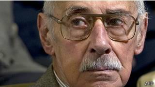 O ex-ditador argentino Jorge Rafael Videla