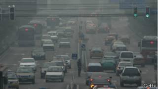 北京雾霾天气