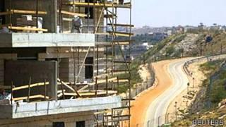 Construcción de nuevos asentamientos judíos en Cisjordania