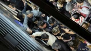 Metrô de São Paulo (Reuters)