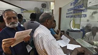 Servicio de telegramas en India