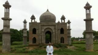 Taj Mahal falso