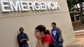 Emergência de hospital em Brasília - Foto: Marcello Casal Jr./ABr