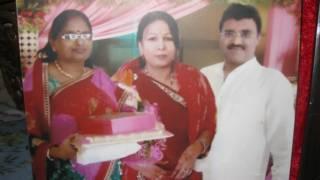 माहेश्वरी  परिवार के (दाँए से) केशर देव, प्रेम लता और कांता कुमारी का अंतिम संस्कार किया जा चुका है