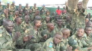 Wanajeshi wa serikali ya Congo