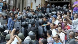 मिस्र में हिंसा