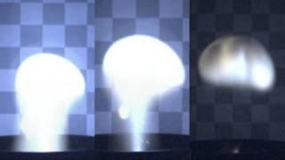 Подобие шаровой молнии