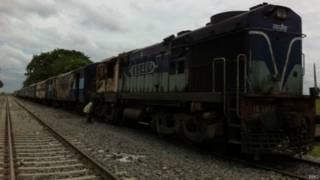 धमारा ट्रेन हादसा, बिहार