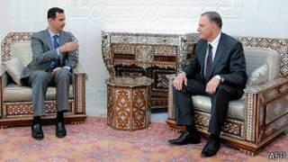 Bashar al Asad, Anas Naim