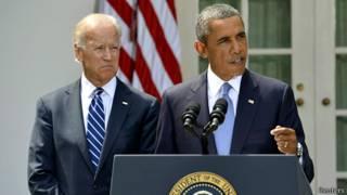 Obama và Biden