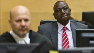 William Ruto, mataimakin shugaban kasar Kenya