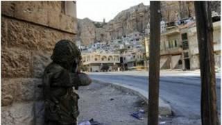 intambara muri Syria
