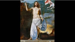 Bức họa Chúa phục sinh