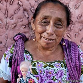 Mujer yucateca, México (Foto Rafael Estefanía)