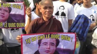 Protestas contra el juicio en 2013