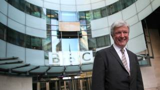 Tony Hall, director general de la BBC