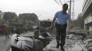 Kerusakan di Filipina