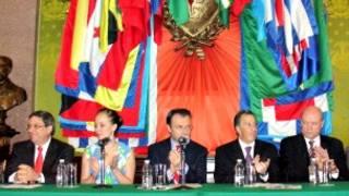 Firma de condonación de deuda de Cuba con México