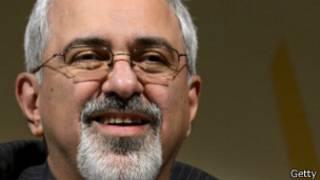 Ministro de Relaciones Exteriores iraní, Javad Zarif