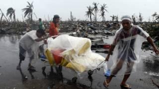 Ta'adin mahaukaciyar guguwar Haiyan