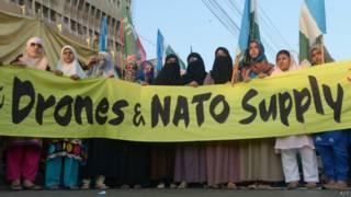 पाकिस्तान, नेटो, कराची