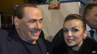 Berlusconi y Pascale