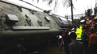 Kecelakaan di Bintaro