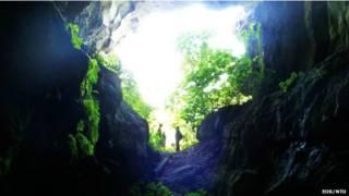 Cueva de Sumatra