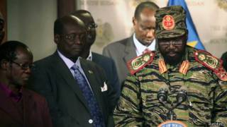 Tổng thống Nam Sudan