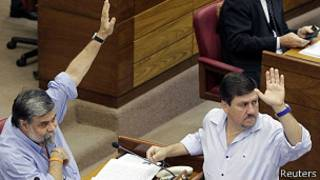Senado paraguayo