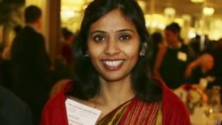 Bà Devyani Khobragade