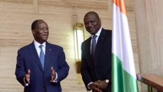 Le président Alassane Ouattara et le ministre de l'Intérieur Hamed Bakayoko ont proposé au camp Gbagbo de prendre part à la réconciliation nationale.