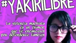 Campaña en internet por la liberación de Yakiri Rubí