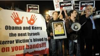 Protes Israel