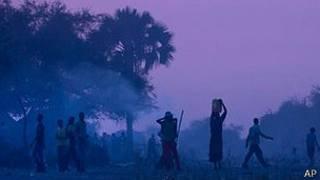 Sudán del Sur.