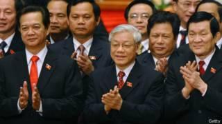 Ban lãnh đạo của Đảng Cộng sản Việt Nam