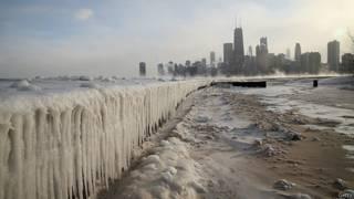 chicago, frio